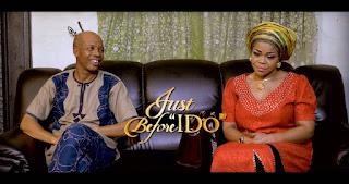 Judith Audu, Afeez Oyetoro, Omowunmi Dada, Jide Kosoko, Eddie Watson Dazzle in new Nollywood Movie, 'Just Before I Do'