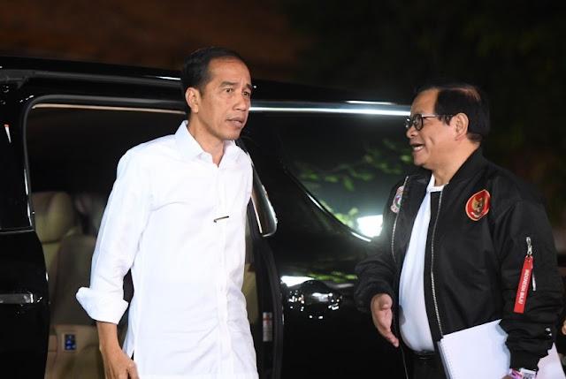Istana: Seruan Pengembalian Lahan Juga untuk Kubu Jokowi