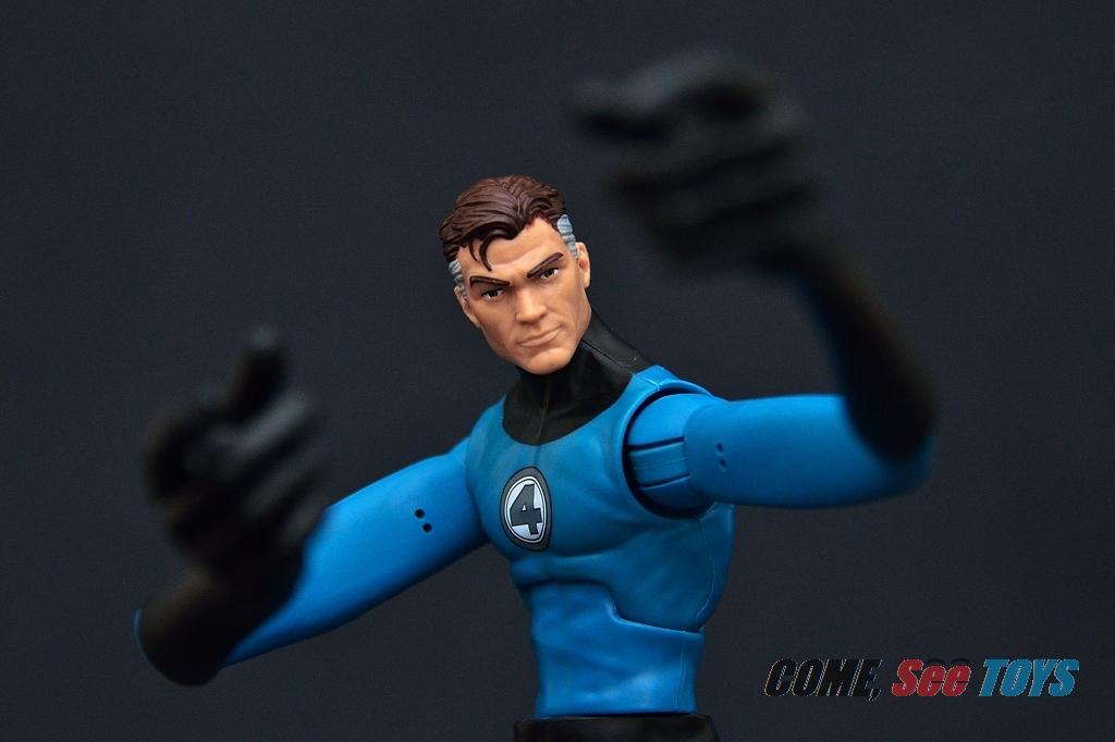 Come See Toys Marvel Legends Series Fantastic Four Mr Fantastic