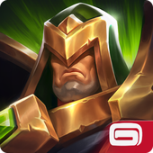 Dungeon Hunter Champions: Epic Online Action RPG MOD APK 1.0.15 for Android Terbaru 2018