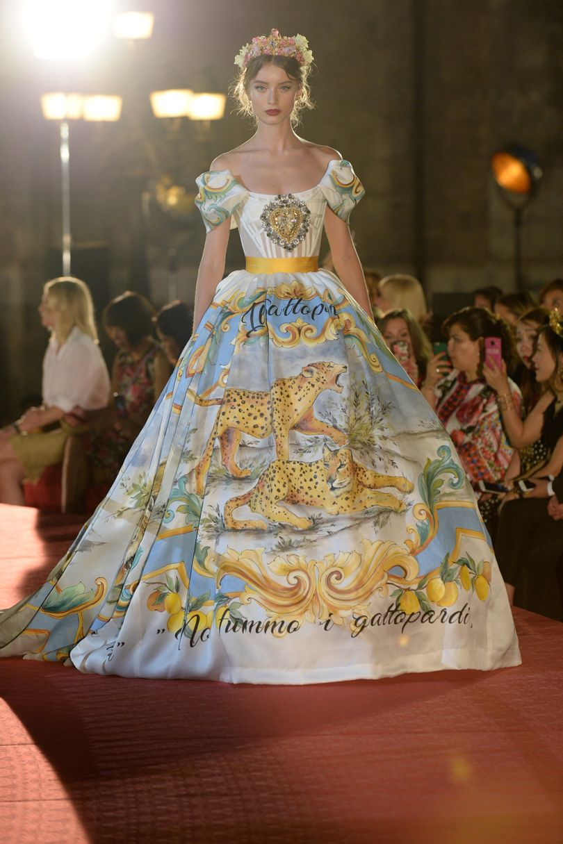 Spleen De Couture: DOLCE & GABBANA AUTUMN/WINTER 2017 ...