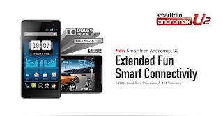 Spesifikasi New Smartfren Andromax U2