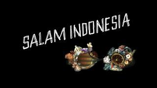 Salam Indonesia Lirik - Endank Soekamti
