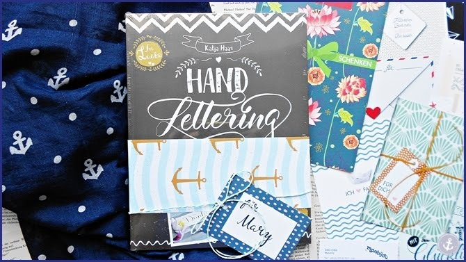 Hand Lettering #papierglück