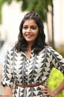 Swathi Reddy Looks super cute at London Babulu theatrical trailer launch ~  Exclusive 045.JPG