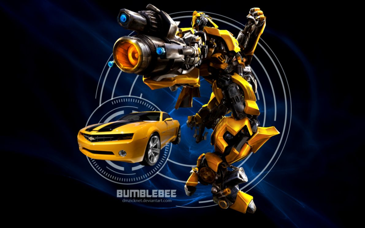 Bumblebee hd wallpaper laptop wallpapers - Images of bumblebee from transformers ...