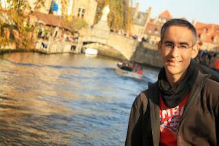 RozenHoedKaai in Bruges