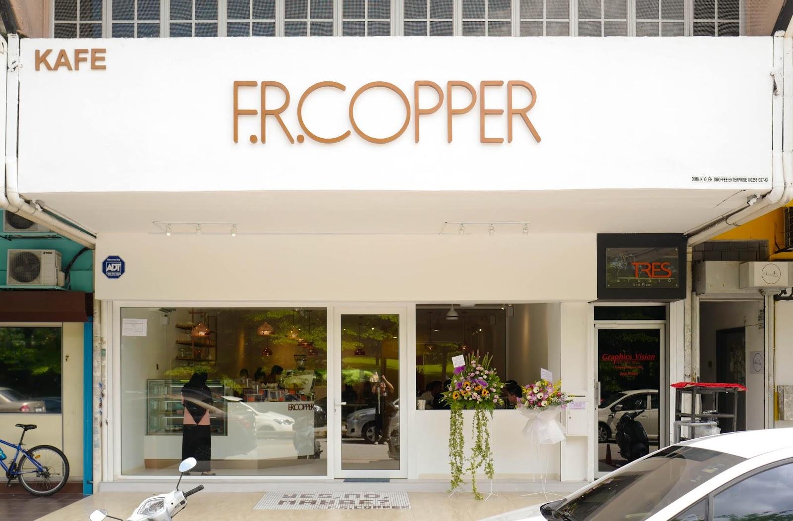 F.R.Copper, Taman Tun Dr Ismail