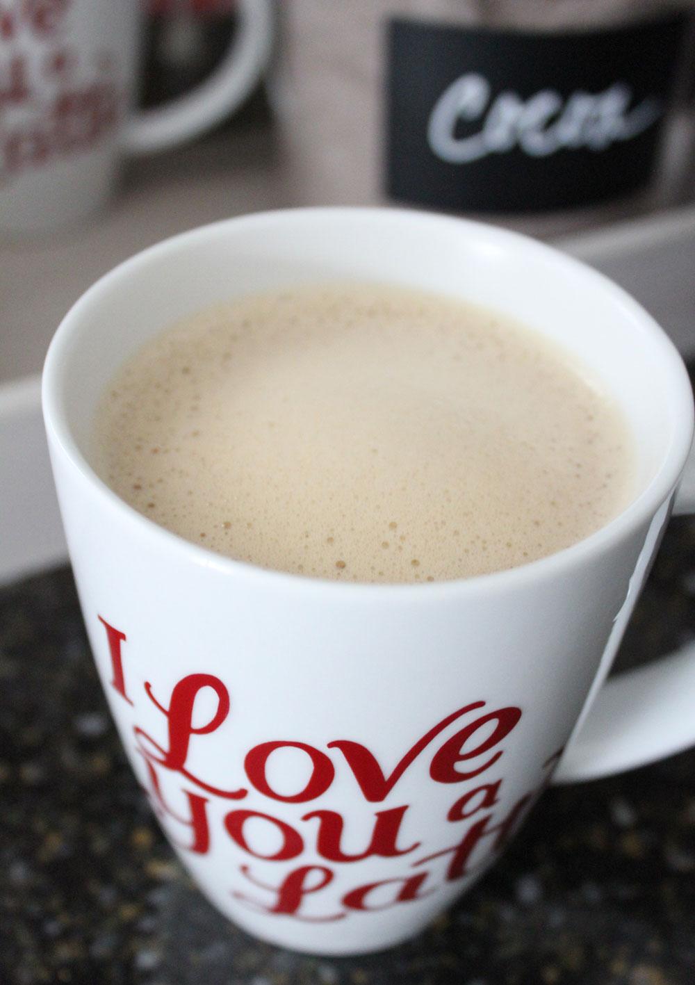 coffee tea cocoa station