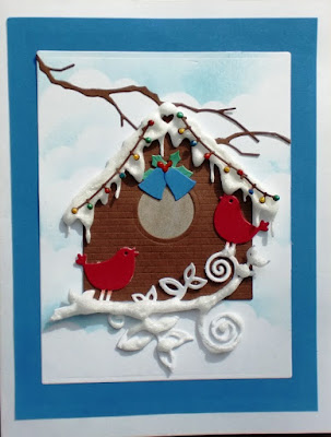 Charmingly Creative: Tweeting You A Holiday Greeting - photo#42