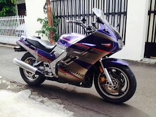 MOGE KOLEKSI LANGKA NIH : 1998 Suzuki Katana 1100cc - JAKARTA