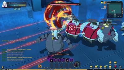 Un screenshot du jeu soulworker