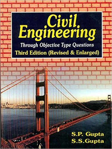Download Civil Engineering Objective By Gupta and Gupta Book Pdf