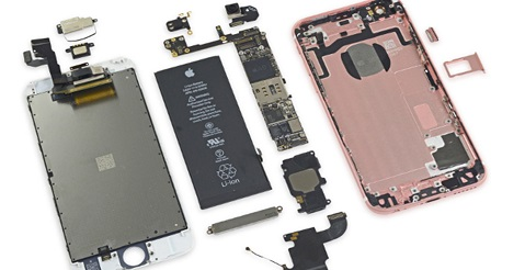 Dịch vụ thay màn hình iPhone 6 Plus - 146132
