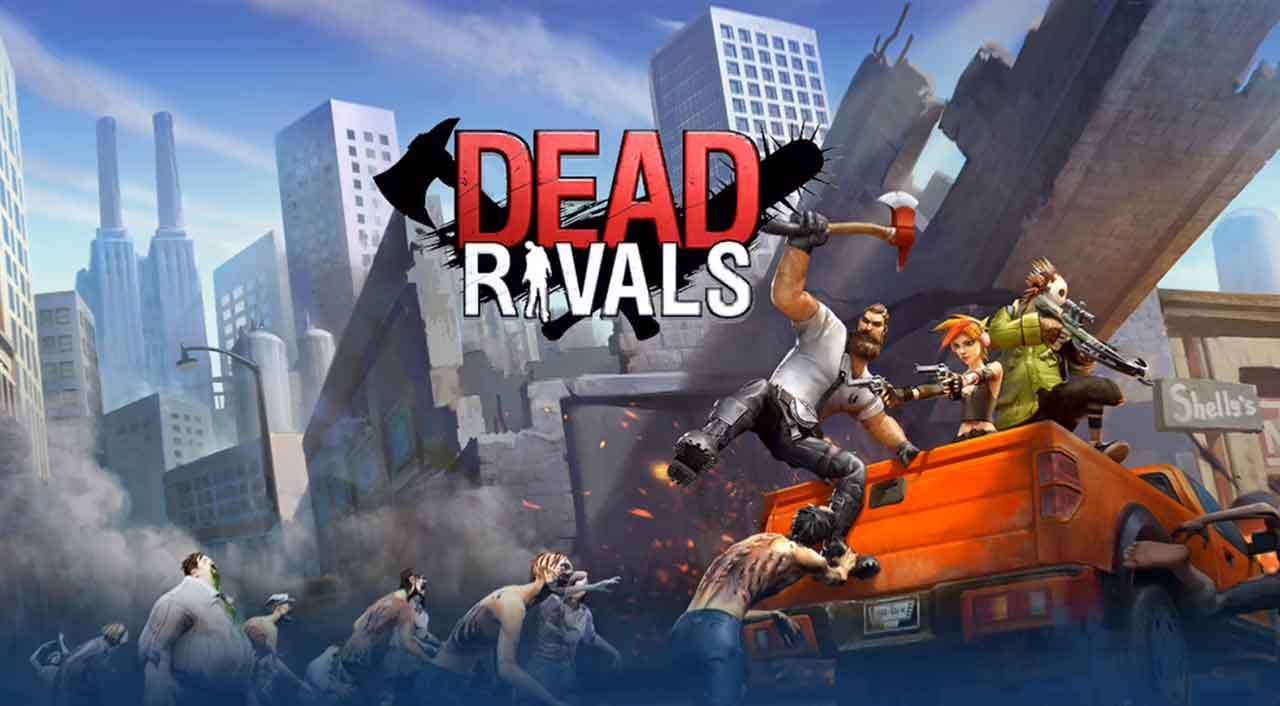 Dead Rivals - Zombie MMO Requirements - The Cryd's Daily