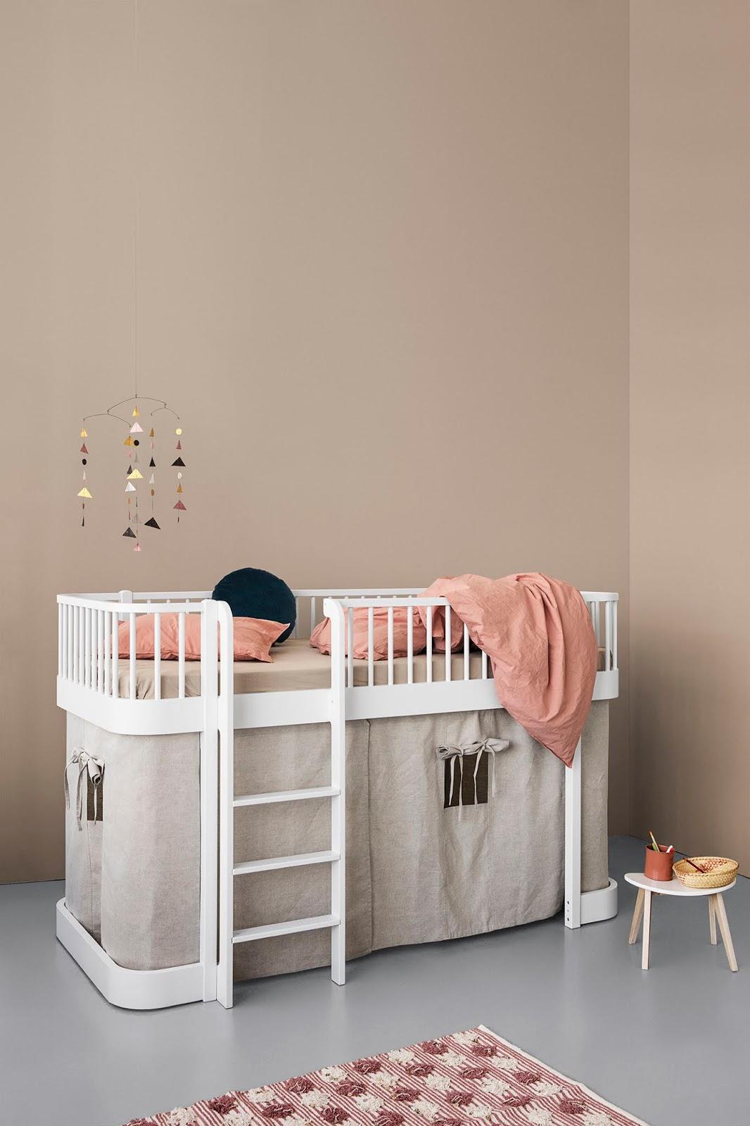 Jak zrobić domek pod piętrowym łóżkiem?