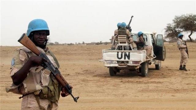 2 UN peacekeepers killed in Mali