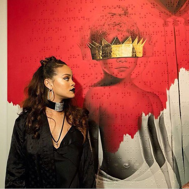 Rihanna: everything about his new album!
