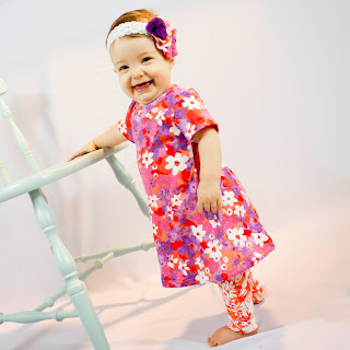 Easy baby dress pattern