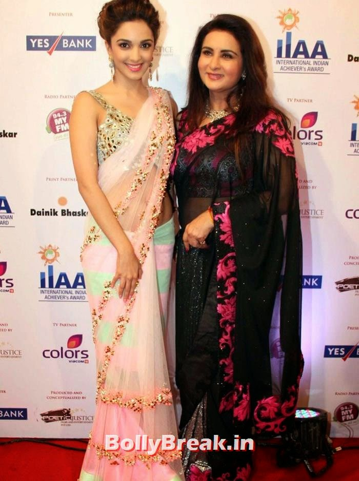 Kiara Advani, Poonam Dhillon, International Indian Achiever's Awards Photo Gallery