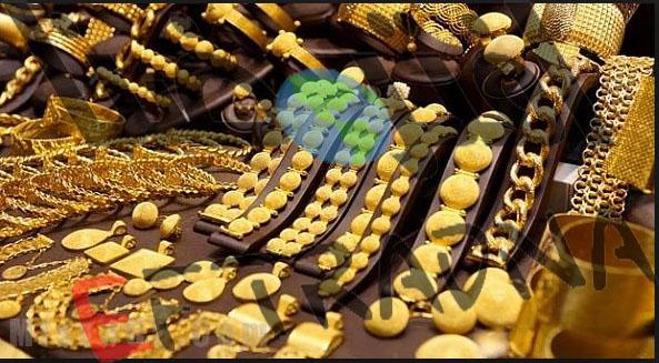 أسعار الذهب اليوم الاحد الموافق 3-2-2019 في مصر