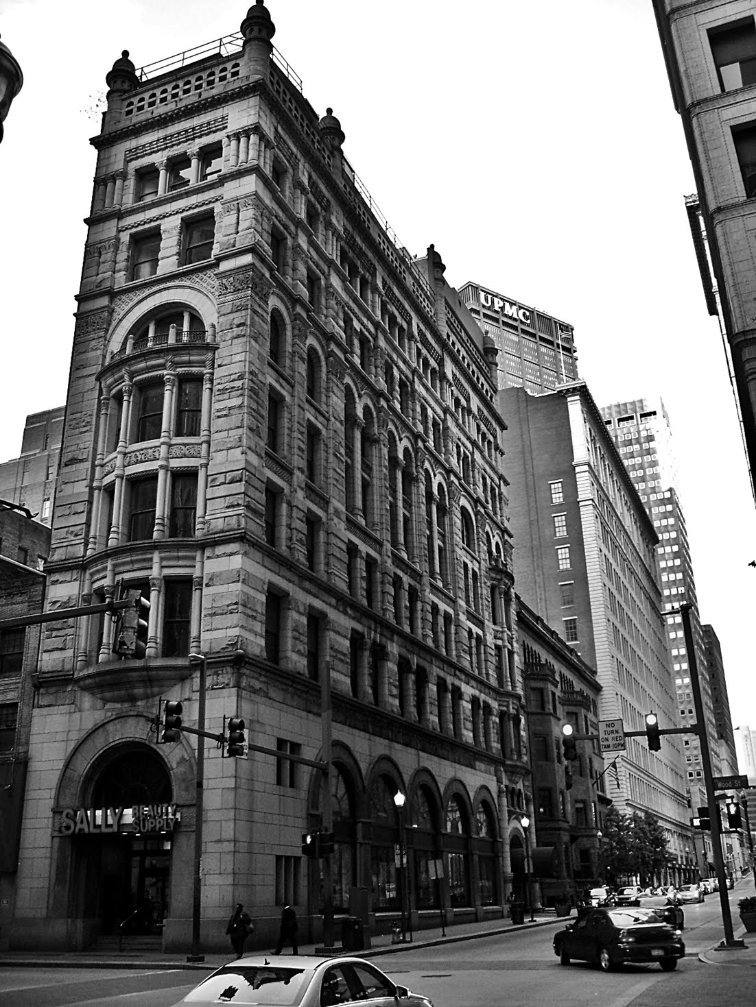 Discovering Historic Pittsburgh Downtown Pittsburgh