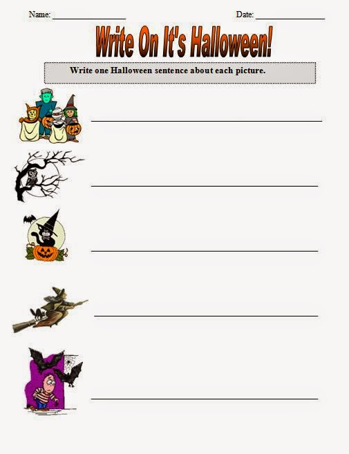 http://www.teacherspayteachers.com/Product/Free-Halloween-Worksheets-101421