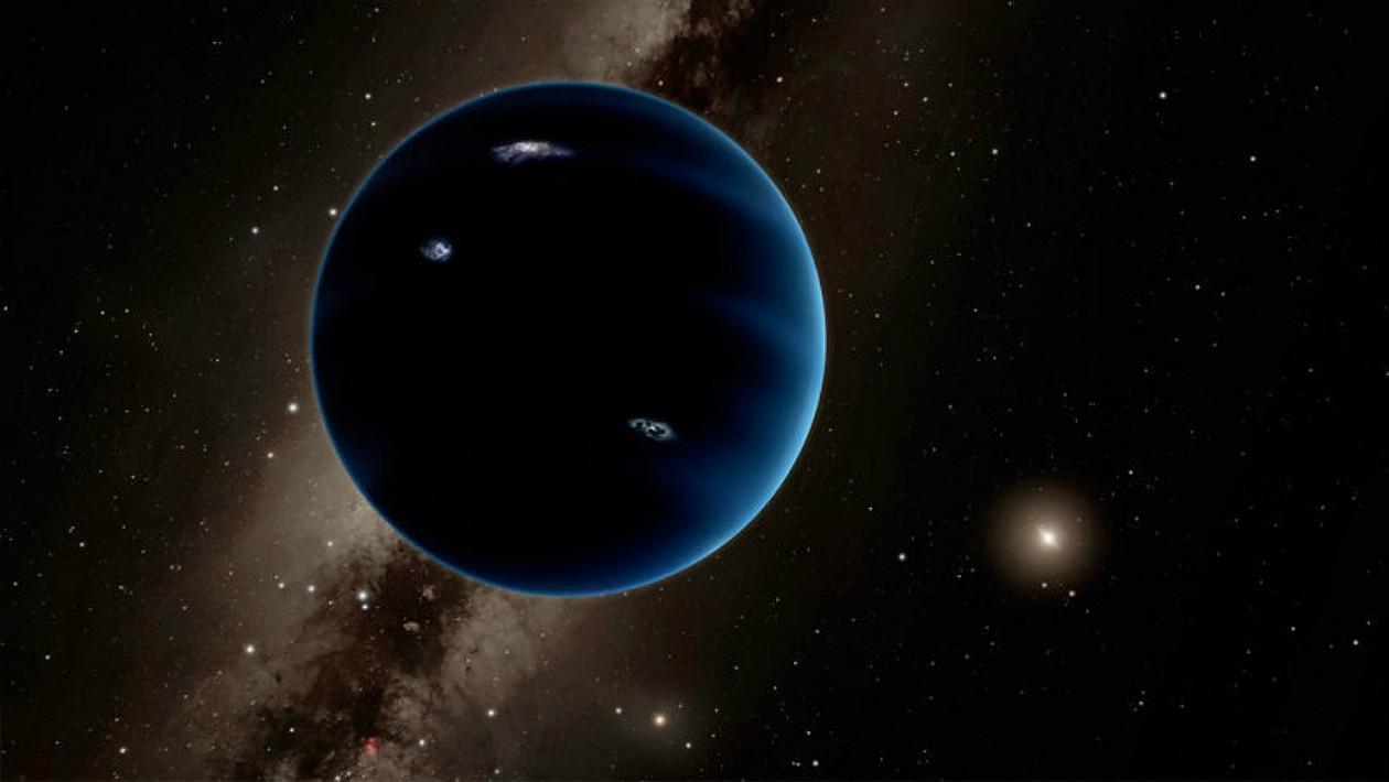 Quando vamos encontrar o Planeta Nove?