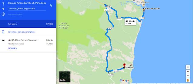 Alguns viajantes ficam na duvida de como ir para Trancoso, por ser um lugar mais isolado e aqui daremos ótimas dicas para sua viagem.