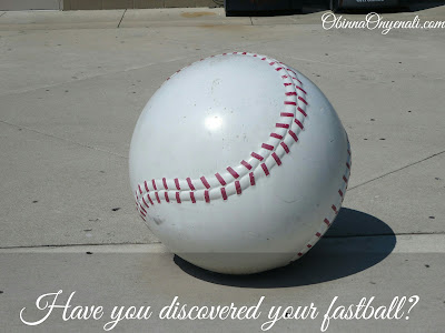 Have you discovered your fastball: motivational article