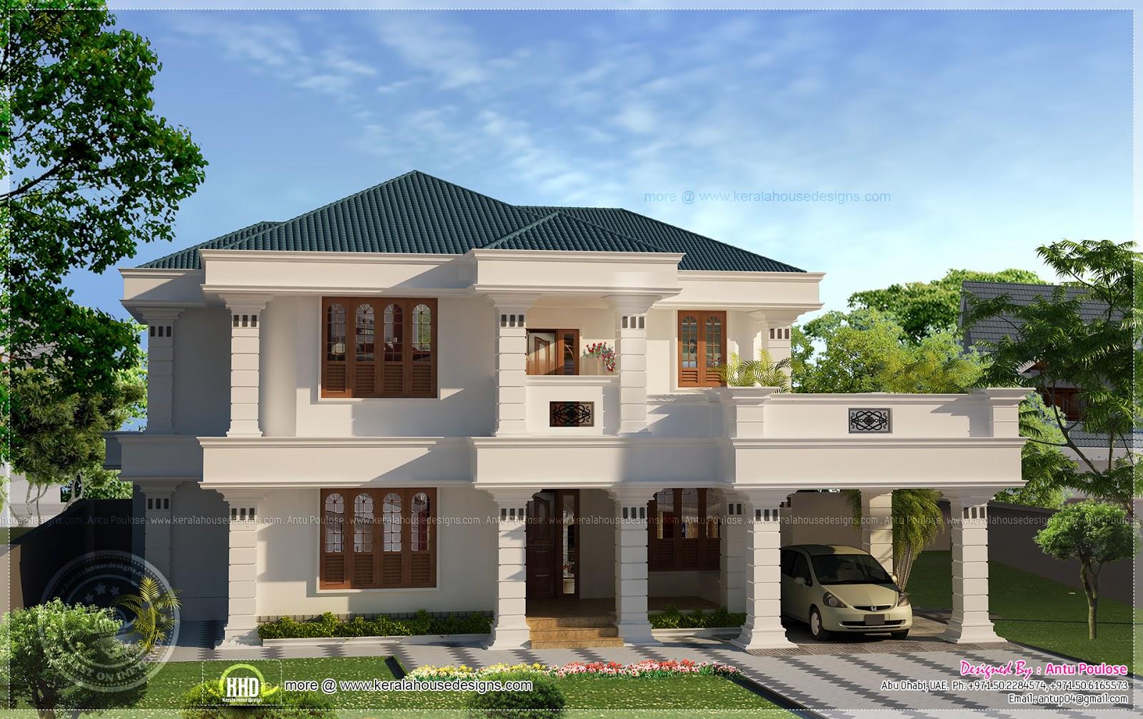 Elegant Home House Design