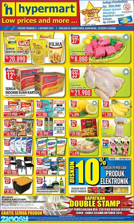 Gambar Harga Promo Katalog