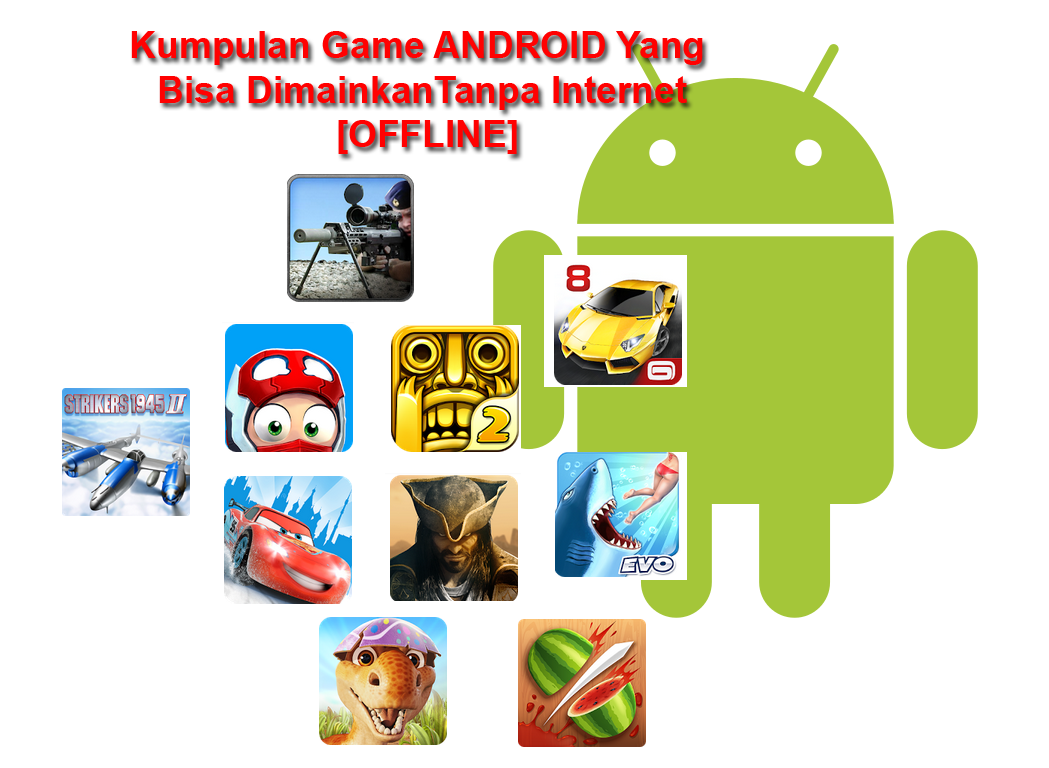 download game apk offline terbaik