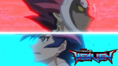 Yu-Gi-Oh! VRAINS - EP03
