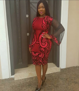 Mercy Johnson Shares Weight Loss Picture