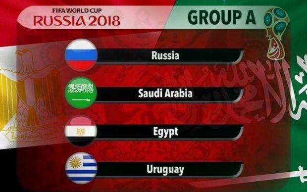 القنوات الناقلة لماريات منتخب السعودية مجاناً في كأس العالم 2018 روسيا