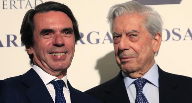 """Vargas Llosa: """"Los pobres no leen porque son ignorantes"""""""