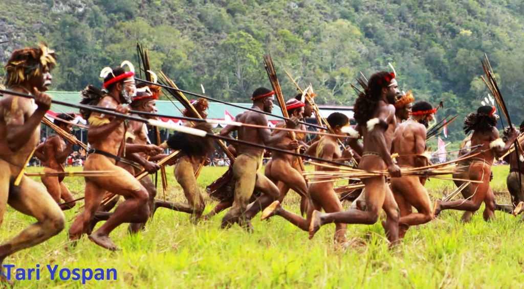 Papua: Apuse (lirik & chord + not angka)