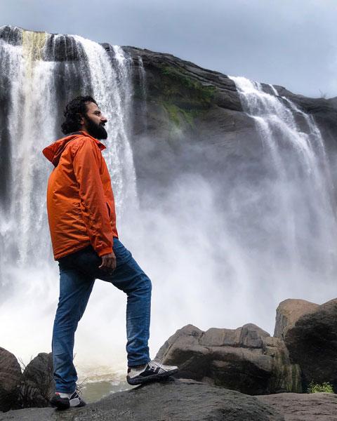 Athirapally falls kerela money monsoon siddhartha joshi