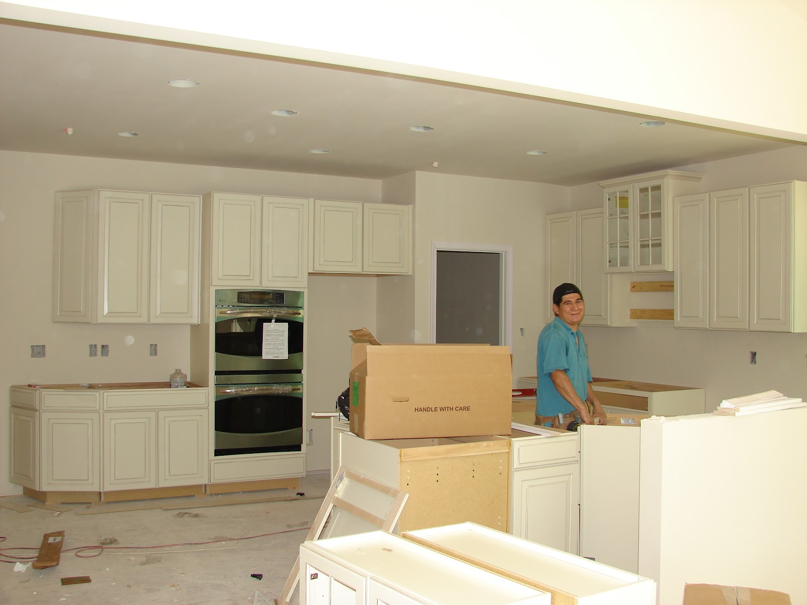 Building Kitchen Cabinets Video Building A Ryan Home Avalon I Love My Kitchen Cabinets