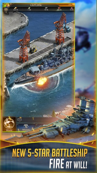 [FREE] Download Nida Harb 3: Alliance Empire   MMO Nuclear War for Android