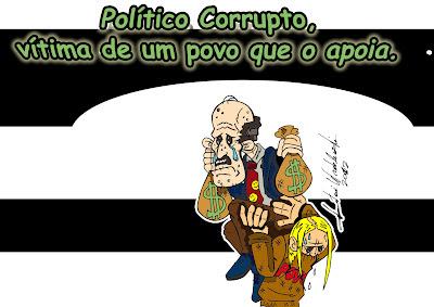Resultado de imagem para povo corrupto