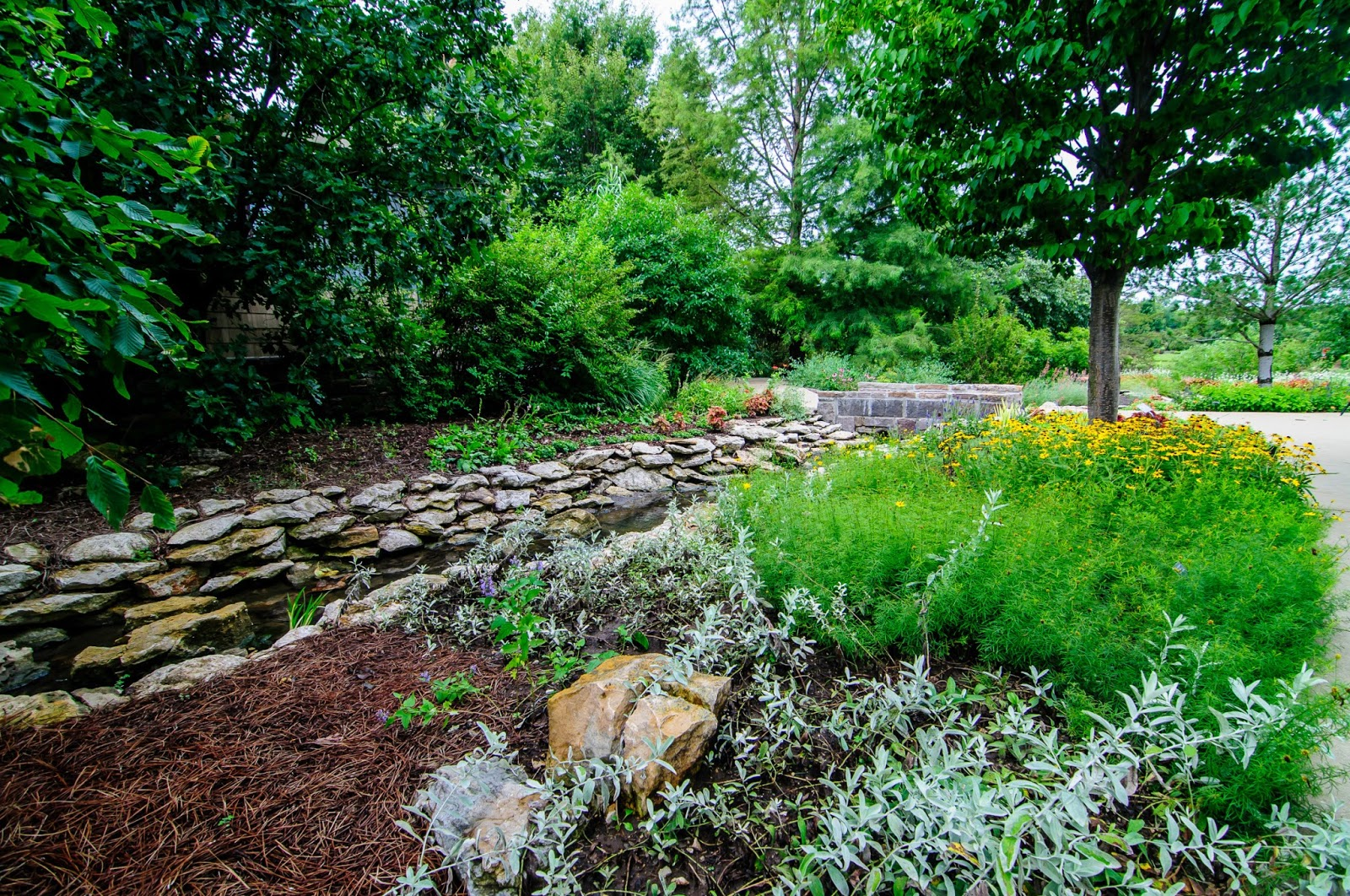 Arboretum Botanical Gardens, Overland Park, Kansas