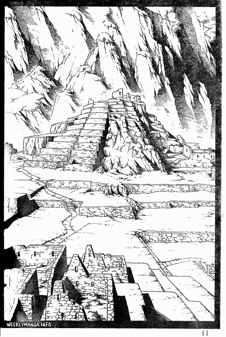 Shaman King [Vua pháp thuật] chap 204 trang 15