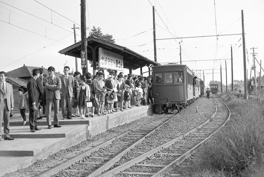 地方私鉄 1960年代の回想: 遠鉄...