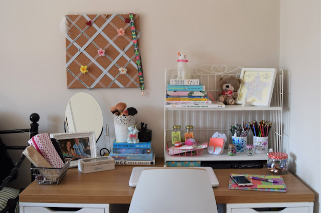What Cat Says - Updated Desk Tour | Student/Work Ready