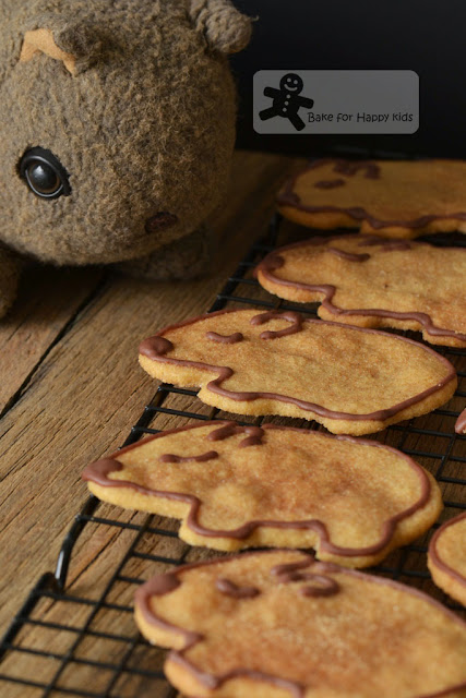 Wombat Brown Sugar Cookies