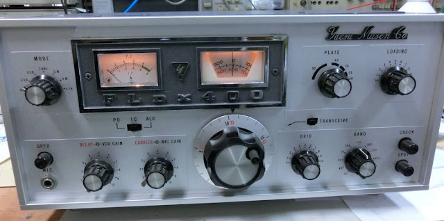 Yaesu FLdx-400 Transmitter