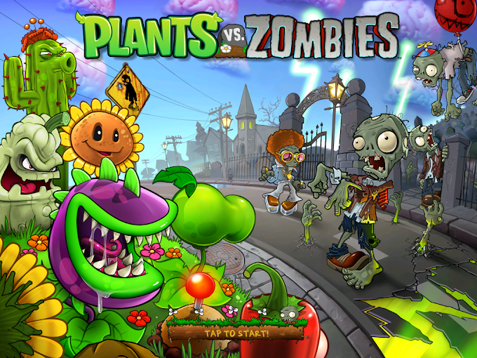 Plants Vs. Zombies HD for iOS Now Free to Download @ AppStore