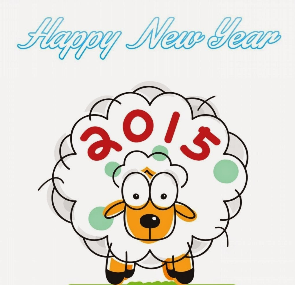 Happy New Year 2015 Animated Wallpapers | Happy New Year 2015